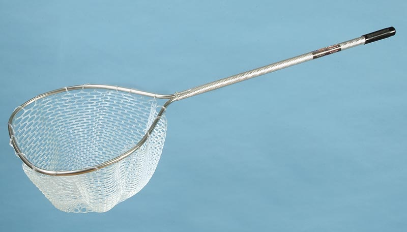 Clear Rubber Landing Net