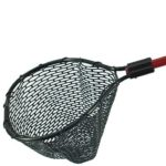 Heavy Duty Rubber Landing Net with Yoke