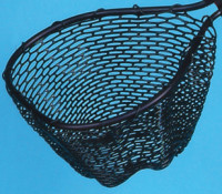 rubber fishing net